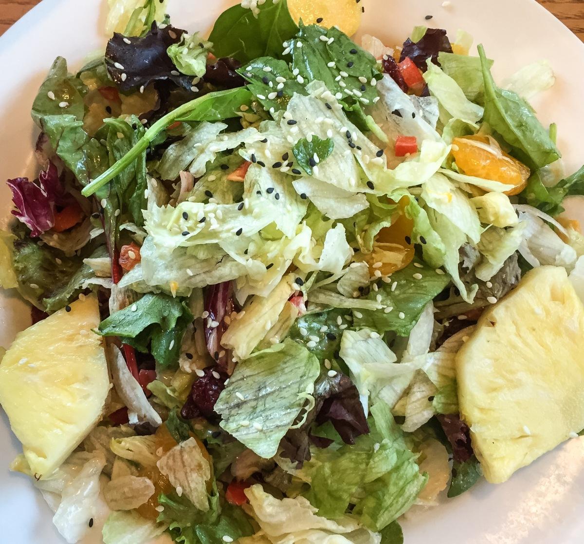 Chili's salad