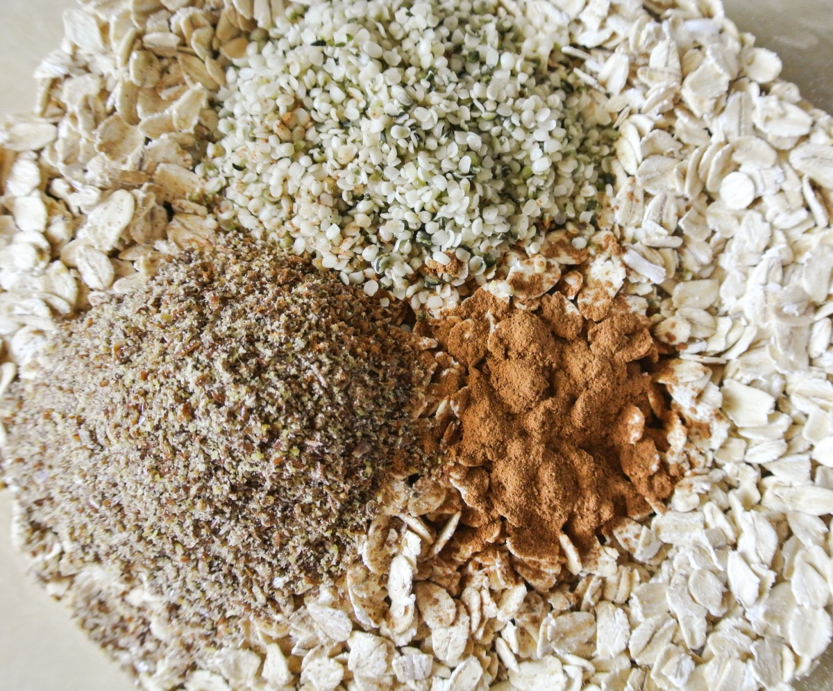 oatmeal-ingredients
